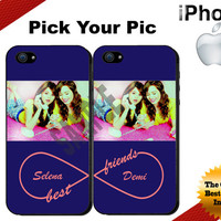 Infinity Best Friends iPhone Case Photo iPhone by CrazianDesigns