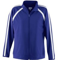 Girl's Poly / Spandex Jacket from Augusta Sportswear