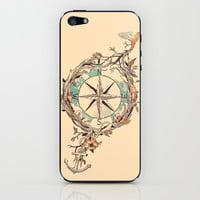 Bon Voyage iPhone & iPod Skin | Print Shop