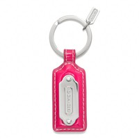Coach :: Coach Tag Key Ring