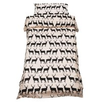 Stag Print Single Duvet