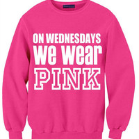 On Wednesdays We Wear Pink Hot Pink | Yotta Kilo