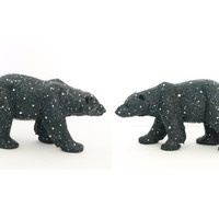 Wedding Cake Topper  Two Little Bear Constellation by iislands
