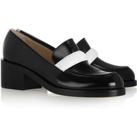 Stella McCartney | Loafer aus Lacklederimitat | NET-A-PORTER.COM
