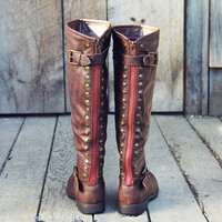 The Freestone Boots, Sweet Rugged Fall Boots