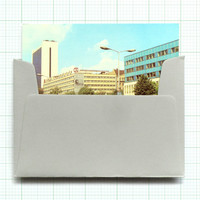 Present&Correct - Modernist Postcards