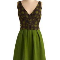 Lindy Hop Dress | Mod Retro Vintage Printed Dresses | ModCloth.com