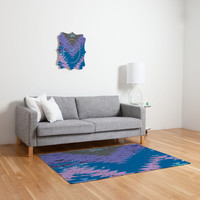 DENY Designs Home Accessories | Romi Vega Aztek Quilt Woven Rug