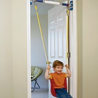 Rainy Day Indoor Swing | Need These Things