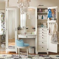 Hampton Vanity Tower  Super Set | PBteen