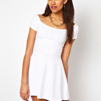 Motel Catalina Skater Dress