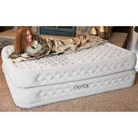 Intex® Supreme Air-Flow Bed : Cabela's