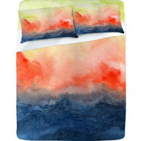 DENY Designs Home Accessories | Jacqueline Maldonado Brushfire Sheet Set