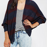 Urban Outfitters - Sparkle & Fade Stripe Dolman Cardigan