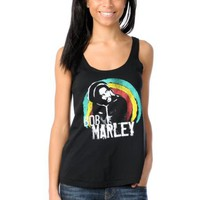 Black Marley Love Tank Top