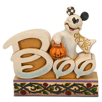 Disney Mickey Mouse ''Boo'' Figure by Jim Shore | Disney Store