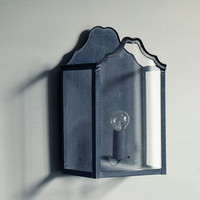 Rowen & Wren - Clifton Cartouche Wall Light