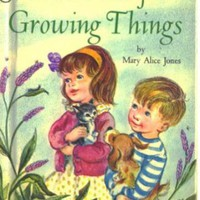 Gods Plan for Growing Things 1964 Children's Book by SandyCreekCollectables