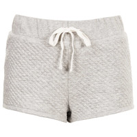 Quilted Runner Shorts - New In This Week - New In - Topshop USA