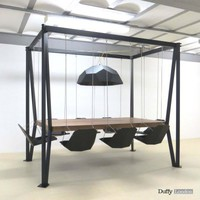 Duffy London - Swing Table 8 Person