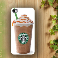 iphone case, i phone 4 4s 5 case, iphone4 iphone4s iphone5 case,stylish plastic rubber silicone cases cover Starbucks Chilled Drinks