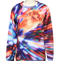 Beloved Unisex Cat Vortex Sweatshirt