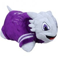 NCAA Texas Christian Horned Frogs Pillow Pet:Amazon:Sports & Outdoors