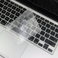Knopa Clear Keyboard Cover Silicone Skin for New Apple MacBook Pro 13, 15, 17 Inch Keyboard will fit MacBook Pro with or without Retina Display, MacBook Air 13-Inch:Amazon:Computers & Accessories