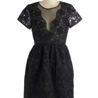 Dazzle and Enchant Dress | Mod Retro Vintage Dresses | ModCloth.com