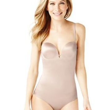 Light & Tummy Control Sweetheart Neck B-DD Body