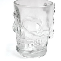 Kikkerland Design Inc   » Products  » Skull Stein