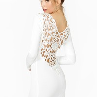 Idyll Lace Dress