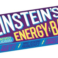 Einstein Energy Bar - Whimsical & Unique Gift Ideas for the Coolest Gift Givers