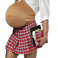 Pregnant School Girl | Oya Costumes