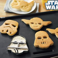 <i>Star Wars</i>™ Heroes & Villains Pancake Molds
