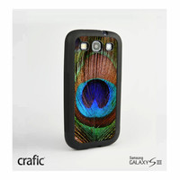 Peacock Case Samsung i9300 Galaxy S3 III
