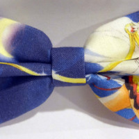 Sailor Moon Hair Bow by SuperAwesomeBowties on Etsy