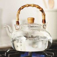 Buddha Belly Tea Kettle - VivaTerra