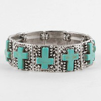 Women's Cross Braceletin