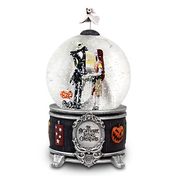 Disney Jack Skellington and Sally Snowglobe | Disney Store
