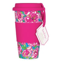 Lilly Pulitzer Coffee Mug - Travel Mug | Lifeguard Press