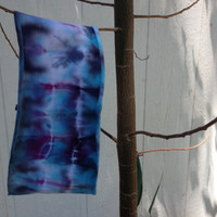 Tiedye Yoga Workout Cotton Headband