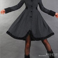 Charming  coat by xiaolizi on Etsy