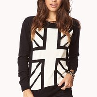 Union Jack Sweater | FOREVER 21 - 2077505393