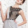 Elegant Grey Homecoming Dress 81535 from gorgegirls