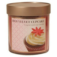 Red Velvet Cupcake Soy-Blend Large Jar Candle