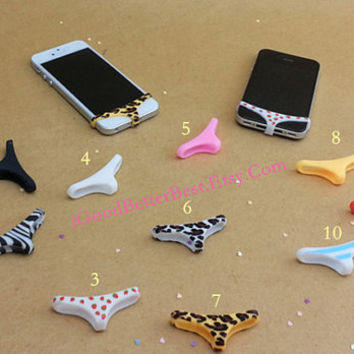 Smart Pants Smarty Pants For iphone Samsung Mobile Phone Underwear Cellphone Protective Case Home Button Protector