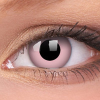 Barbie Pink Contact Lenses, Barbie Pink Contacts | EyesBright.com