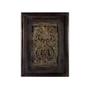 Changmai Palace Rectangular Wall Plaque IMAX Outlet Discount Selections  WALL ART ACCESSORIES Furniture at Good's Home Furnishings, Hickory NC