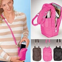 Smartphone Organizer Purse @ Harriet Carter